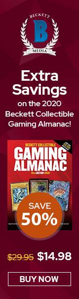 50% Off Gaming Almanac #10 160*600