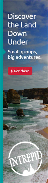 Discover the Land Down Under with Intrepid Travel