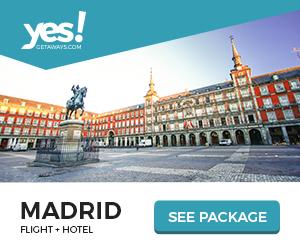 Yes Getaways - Madrid