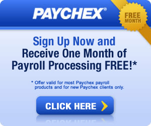 Paychex Payroll Services: Sign up Today!,