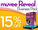 muvee Reveal - Perfect gift for dad. Save 15%