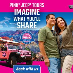 Grand Canyon Tours - Departing from Sedona, Las Vegas & Tusayan