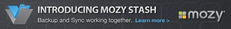 Introducing Mozy Stash