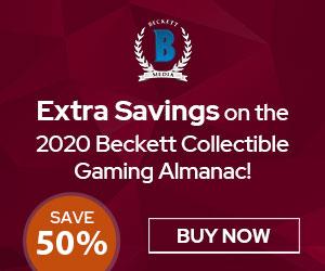 50% Off Gaming Almanac #10 300*250