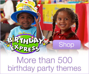 Kids' Birthday Party Supplies