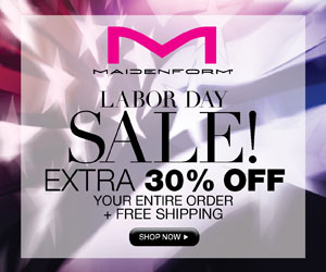 Maidenform Labor Day Sale: 20% Off Sitewide Plus Free Shipping