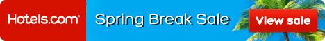 468x60 - Spring Break Sale