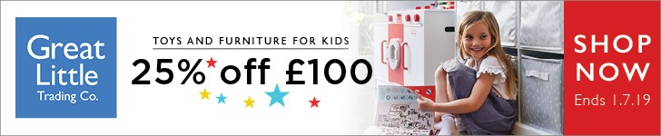 25% off from  £100