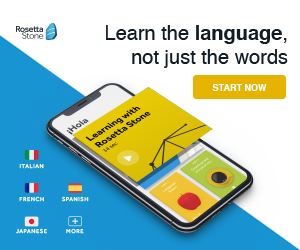 Rosetta Stone UK Basic Offer