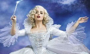 Cinderella - Which Fairy Godmother Would You Have? Fandango Quiz