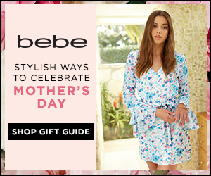 Bebe Mother's Day