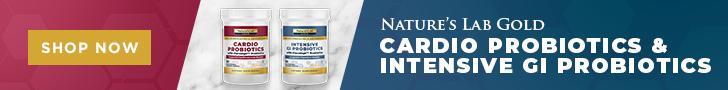 Nature's Lab Gold Probiotics