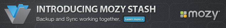Introducing Mozy Stash-Backup and Sync