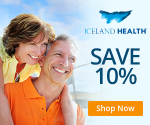 Save 10% Sitewide at Iceland Health