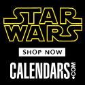Shop Star Wars at Calendars.com Now!
