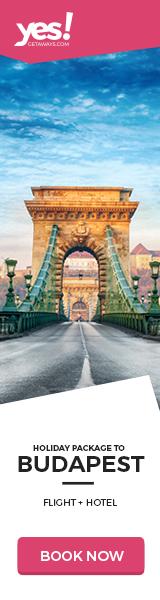 Yes Getaways - Budapest