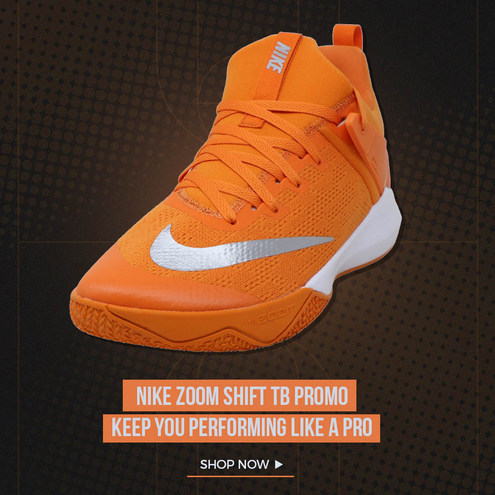 Nike Zoom Shift TB Promo
