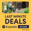 Book flights at Expedia