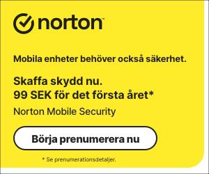 25% rabatt på Norton Security