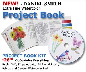 Daniel Smith - Watercolor Project Book