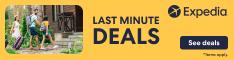 Expedia Last Minute Deals