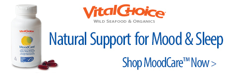 Natural Support for Mood & Sleep! Shop MoodCare Now At Vital Choice & Get Free Shipping On Orders $9