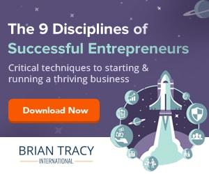 300x250 The 9 Disciplines of Successful Entrepreneurs