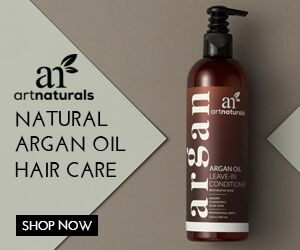 Argan Oil Shampoo artnaturals