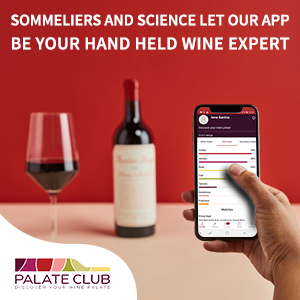 Sommeliers and science let our app be your hand held wine expert