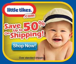 Up to 50% off on shipping on Baby Toys!