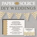 Paper Source Wedding