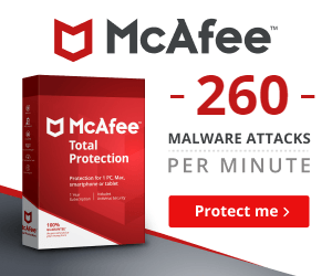 Protect What Matters - McAfee