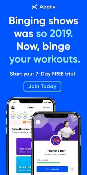 Binge workouts