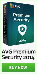 Save 36% of 2 year license AVG Internet Security