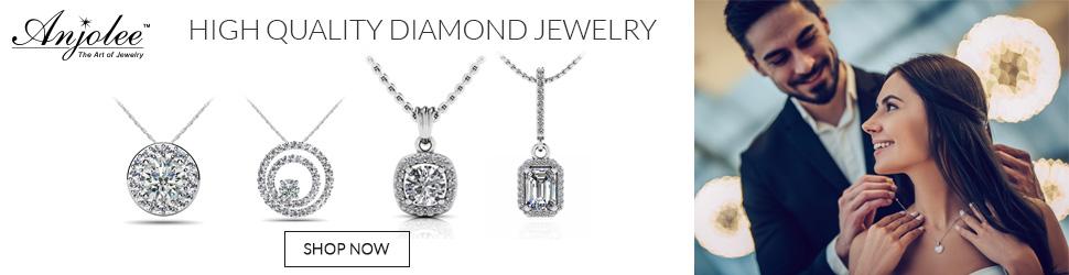 Buy diamond necklace Online