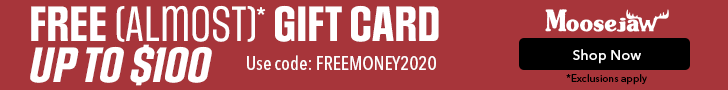 Get a Free $20 Almost Gift Card with Any Full price Item Over $99 using code FREEMONEY2020. Ends 12/