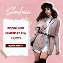 Soulmia Valentine's Day Outfit