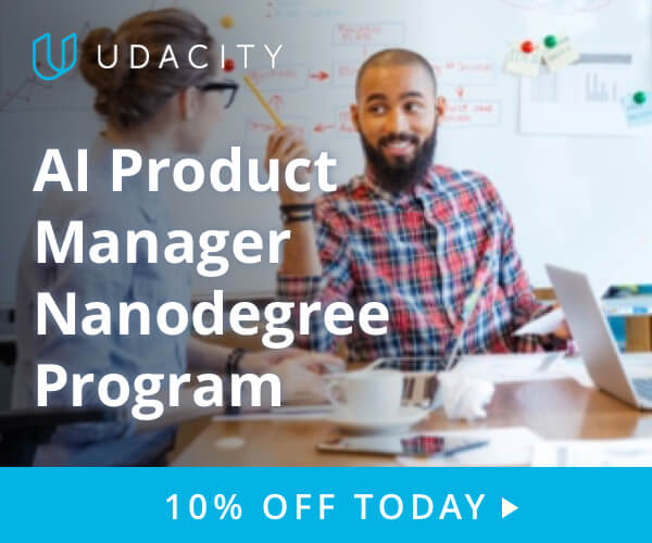 Get 10% off. Become one of the first AI Product Managers