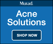 Murad Acne Solutions Banner