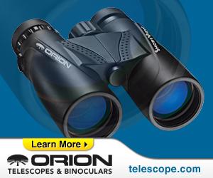 Orion Binoculars - Planet Moons