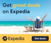 Get Great Deals at Expedia!