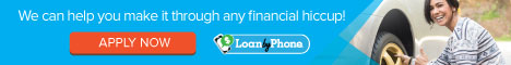 We can help you make it through any financial hiccup! Apply Now