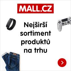MALL.CZ: Nejširší sortiment produktů na trhu