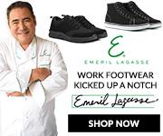 Shop Emeril's Footwear
