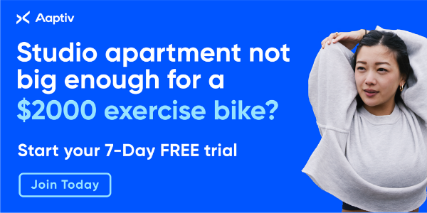 You don't need a $2,000 exercise bike