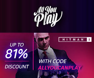 Up to 81% discounts on Warner Bros gaming titles