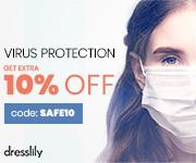 Dresslilly VIRUS PROTECTION 10% OFF