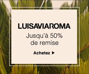 coupon LuisaViaRoma