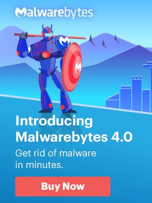 MalwareBytes Promo