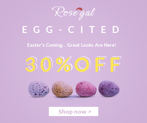 Easter Sales: Enjoy 30% OFF TO 63% OFF in First Stage Easter Celebration